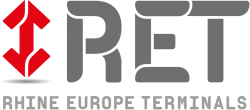 Logo RHINE EUROPE TERMINALS