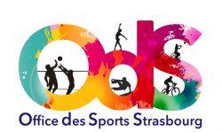 Logo Office des Sports de Strasbourg